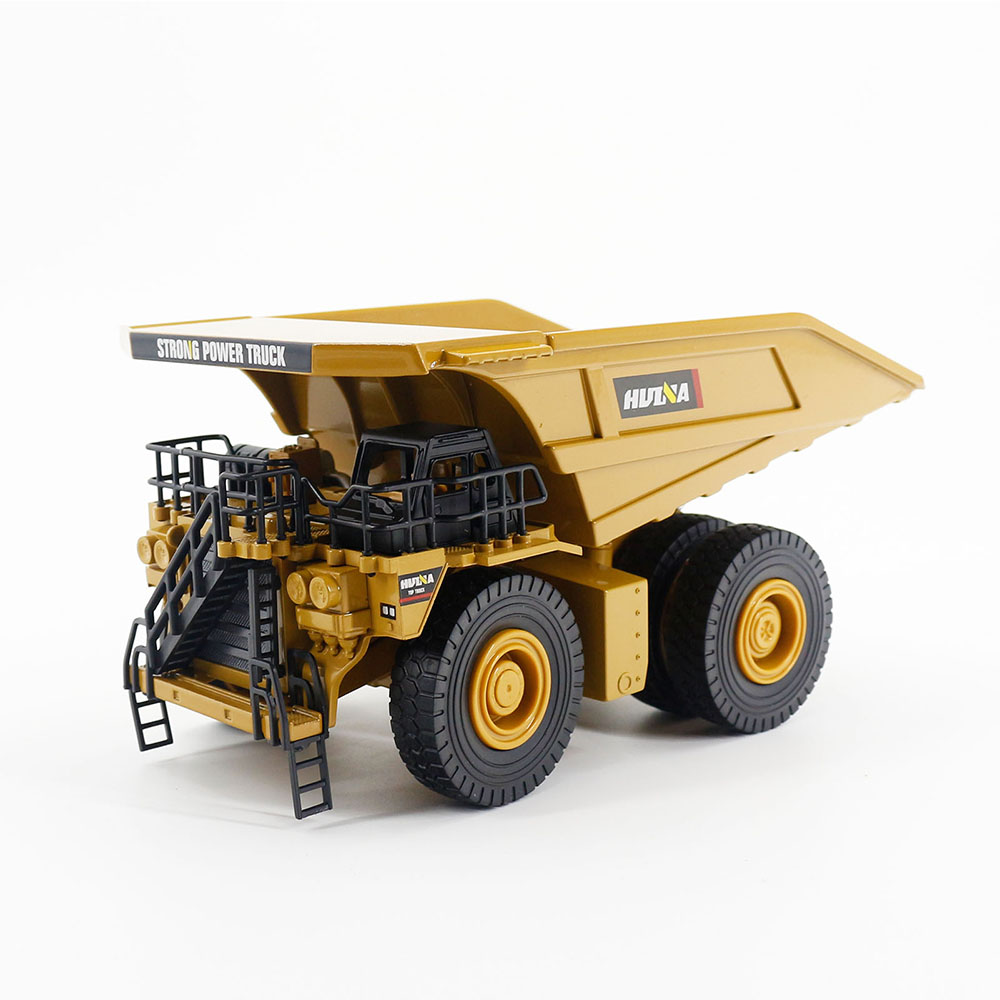 1912 1815 Alloy Dumper Construction Toys Construction Vehicle Models 1:40 Scale Design For Kids 1912