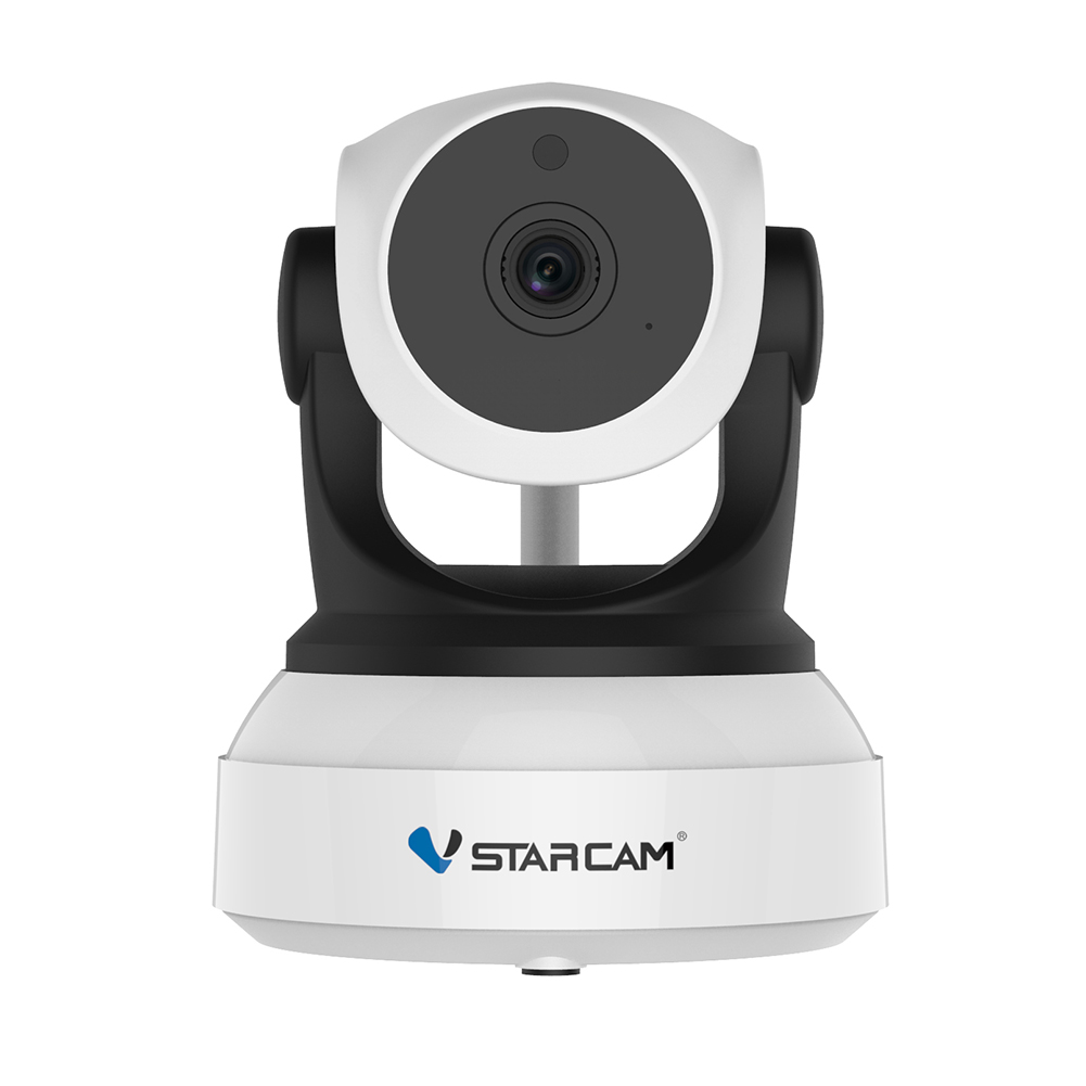 VStarcam C7824WIP P2P HD Wireless WiFi IP Camera Night Vision Two-Way Voice Network Indoor CCTV Baby Monitor Mobile Phone Remote Monitoring US plug