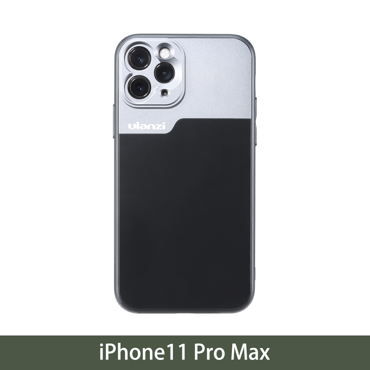 17mm Thread Phone Case for iPhone 11/11 Pro/11 Pro Max Anamorphic Lens Protect Smartphone Shakeproof Solid Cover For iPhone11 Pro Max