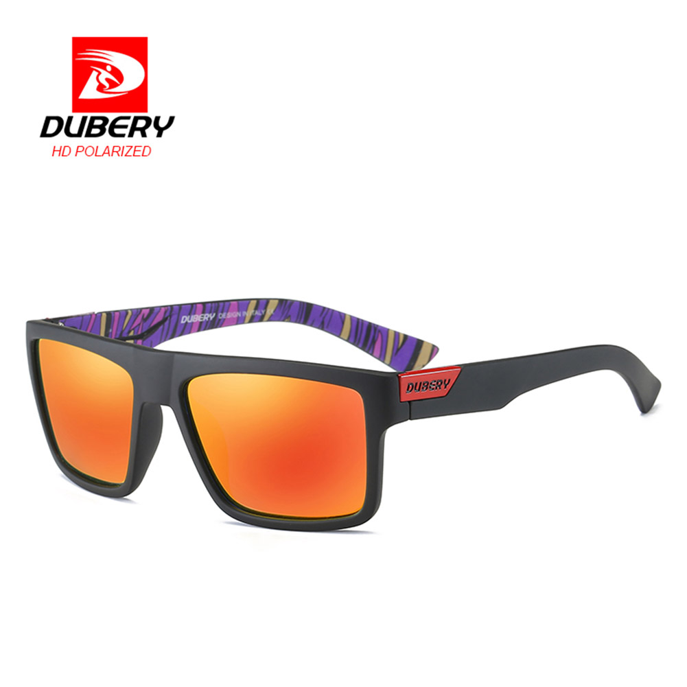 Men Fashion Sports Polarized UV400 Outdoor Sunglasses NO3