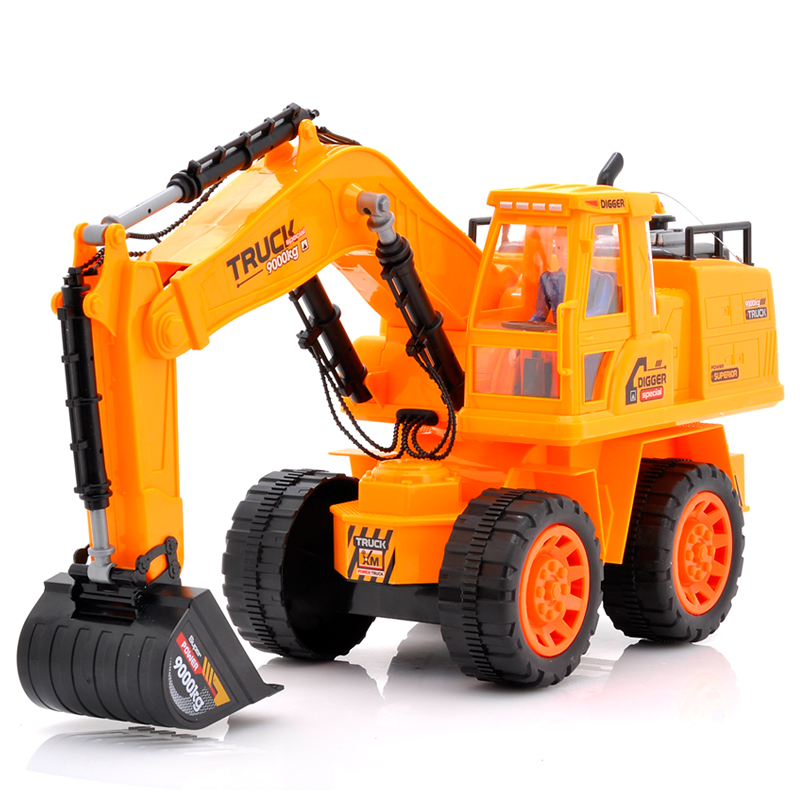 1:10 Scale RC Excavator - Digger