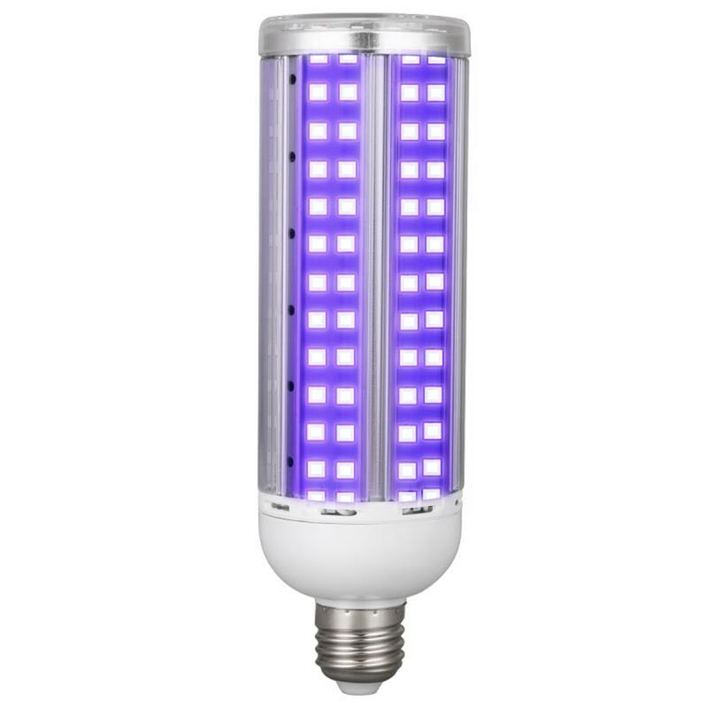 LED Germicidal Corn Lamp 60w Household Ultraviolet Germicidal Lamp Remote Control Mite Removal Ozone Sterilization Lamp Without remote control