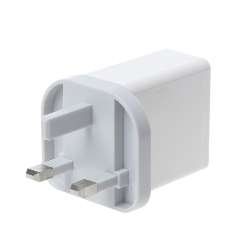 3-in-1 QC 3.0 Type C PD Dual USB Fast Charger Power Adapter for Samsung Huawei IOS Phone Tablet