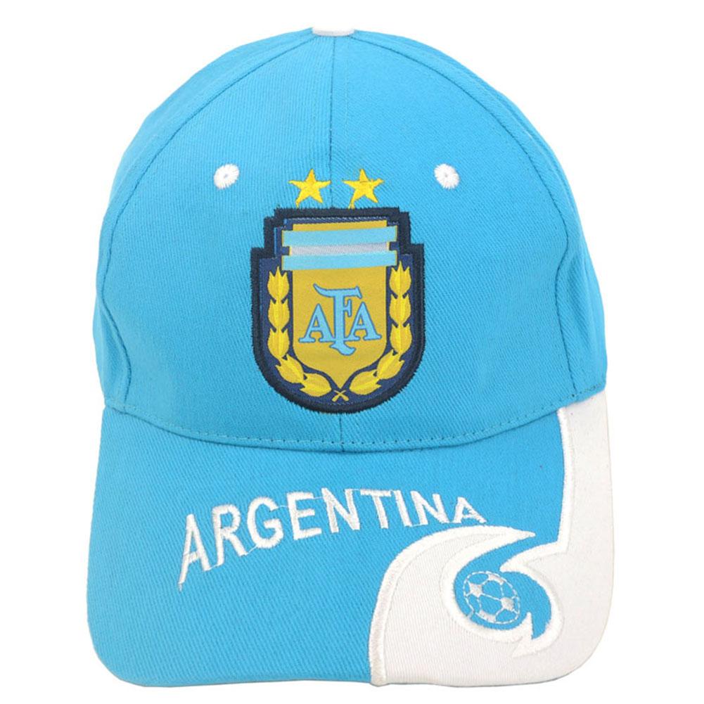 2018 Russia World Cup Theme Baseball Cap Chic Adjustable Hats Soccer Fan Souvenir  Argentina. Adult