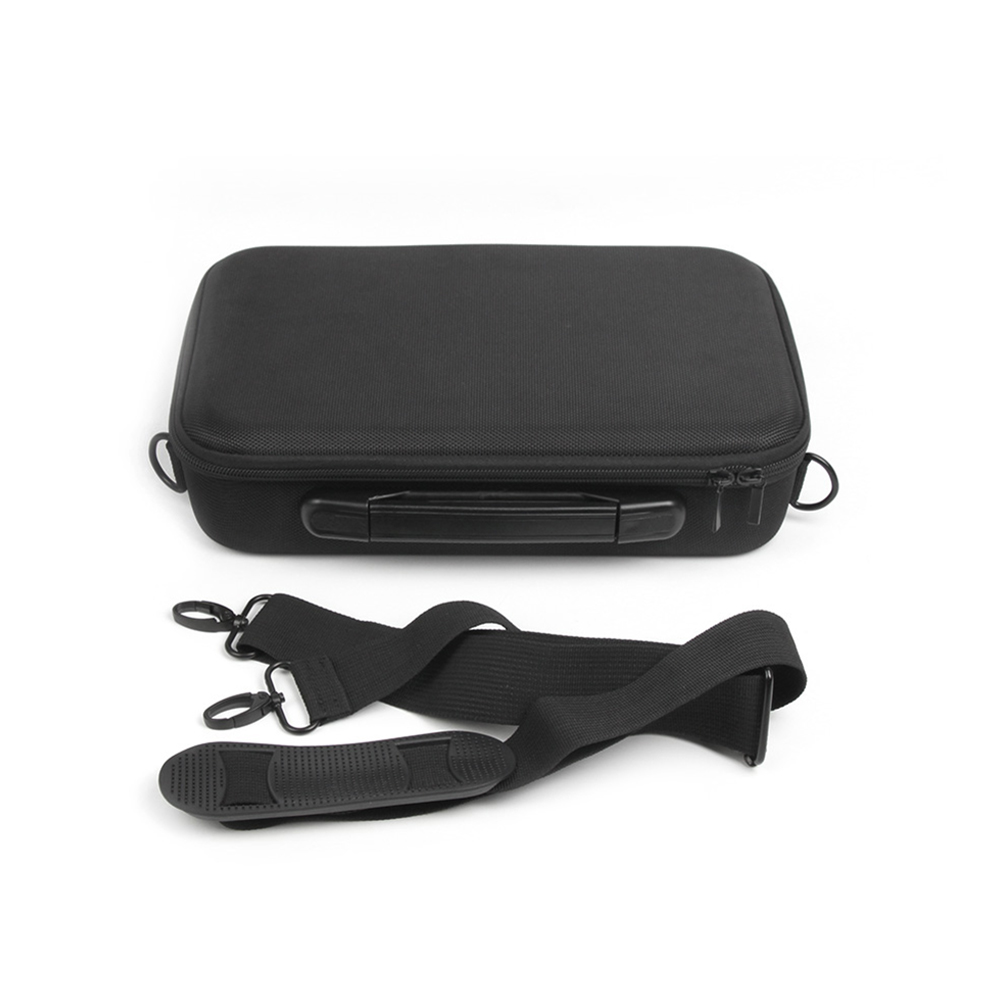 Tello Accesorries Storage Bag Handle Shoulder Bag with Detachable Strap and Retractable Handle Black