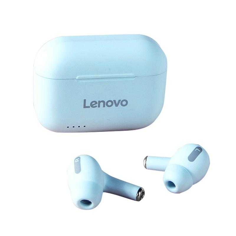Original LENOVO Lp1s Wireless Earphones Sound Quality Upgraded True Wireless Bluetooth Headset Blue