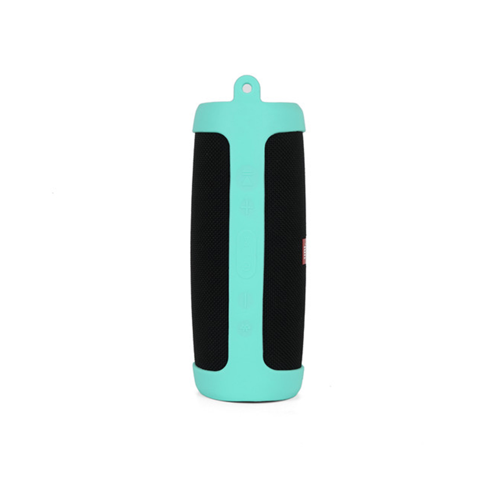 Silicone Protection Case for JBL Charge 4 Portable Waterproof Wireless Bluetooth Speaker green