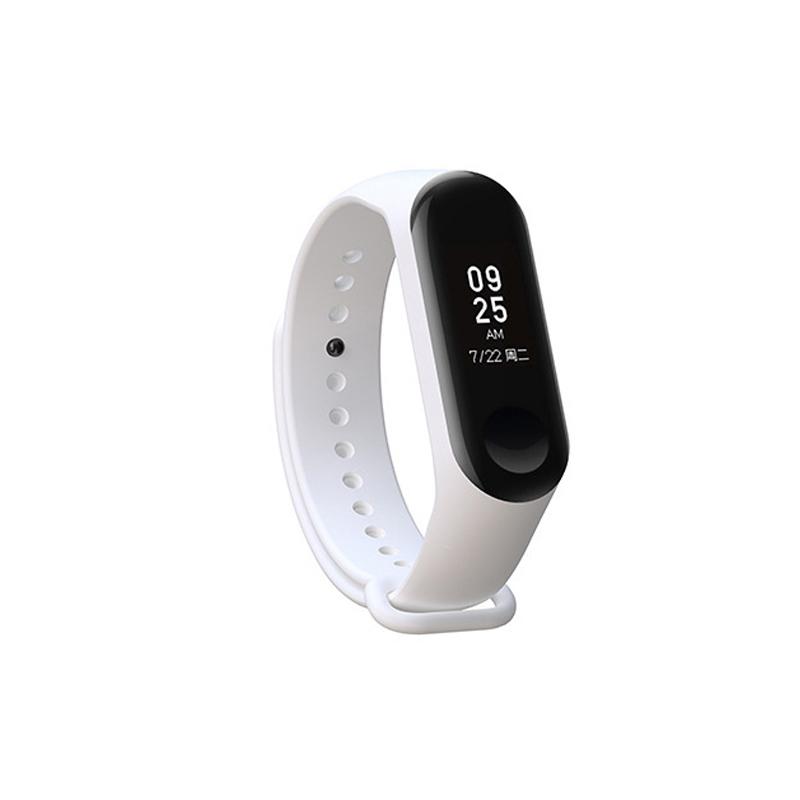 Xiaomi3 Smart Bracelet Silicone Wrist Strap