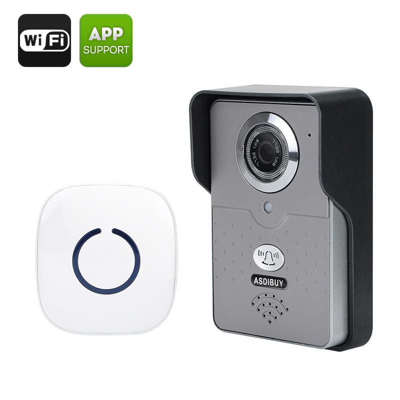 AsdibuySmart Wifi Video Door Phone