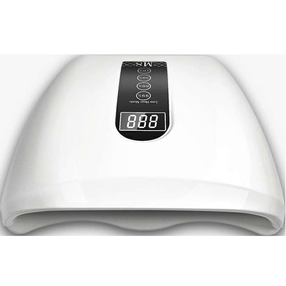 Nail Dryer UV LED Nail Lamp Gel Polish Curing Lamp Skin Care Red Light Lamp Auto Sensor Manicure Tools European regulations