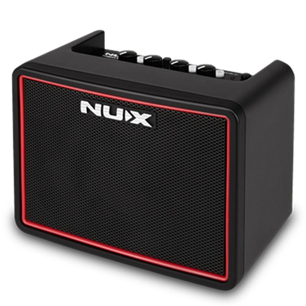 NUX Mighty Lite BT Mini Desktop Guitar Amplifier Speaker Portable Multifunction Guitar AMP with Drum Machine  US plug