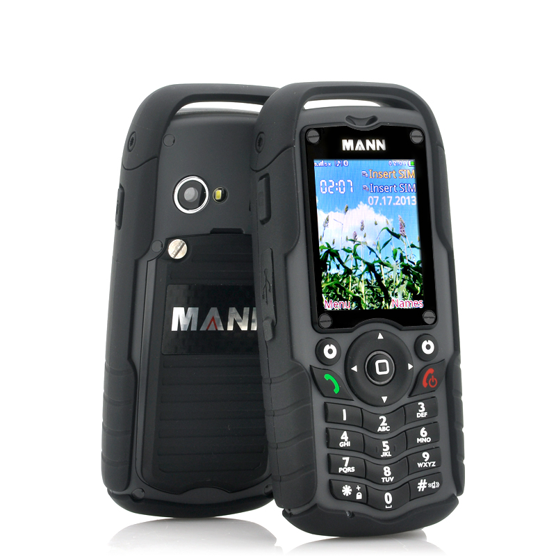 Rugged IP67 Phone - MANN ZUG 1 (B)