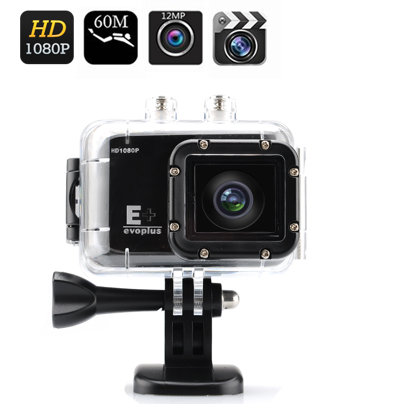 Evoplus E+ Full HD Sport Camera