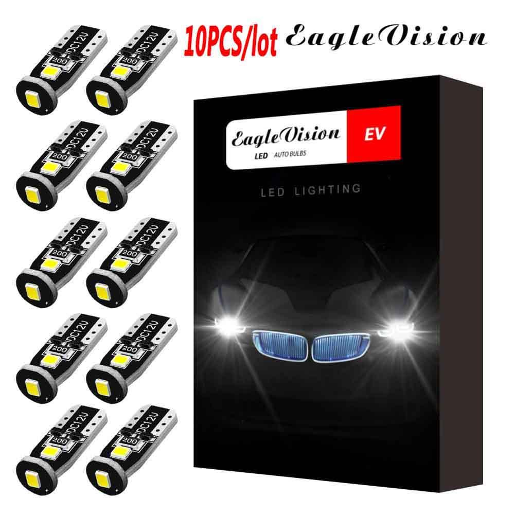 T10 3smd Interior Led Lights For Car Brake Light Turn Light Indoor Reading Light White light