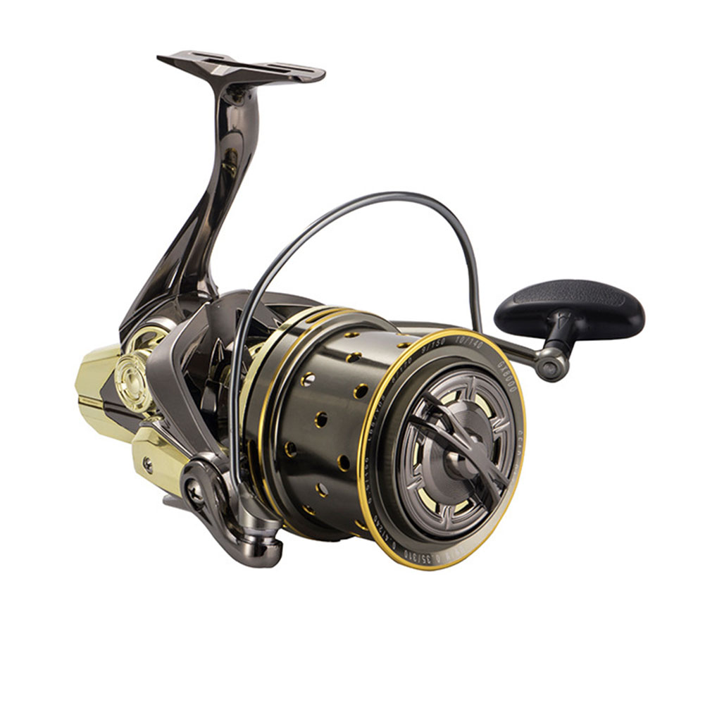 8000/10000/12000 Spinning Fishing Reel High Strength Anti-Seawater Spinning Reel 8000