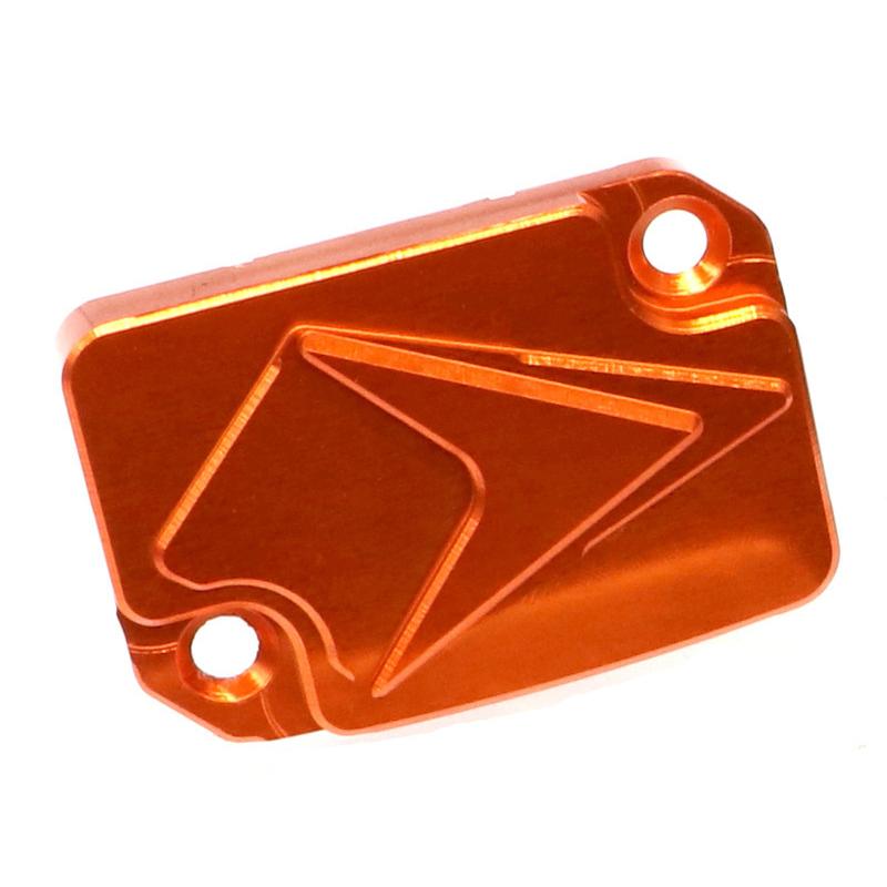 Professional Clutch Brake Reservoir Cap Cover for KTM DUKE250/390 RC390 Orange