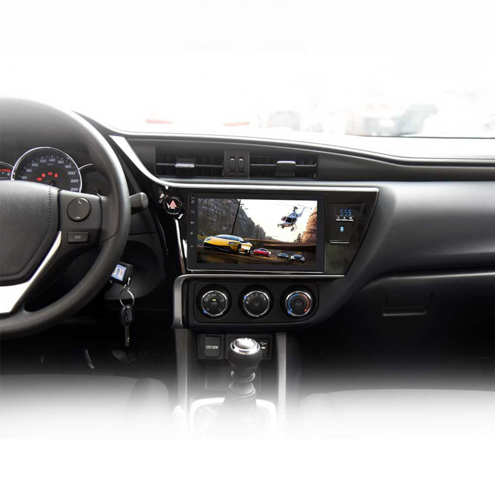 Android Wifi Car Audio Car Multimedia Player FM