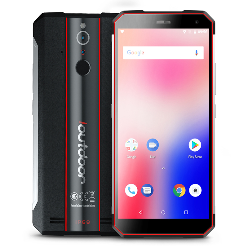 Ioutdoor X 4G Smartphone 6+128GB Red