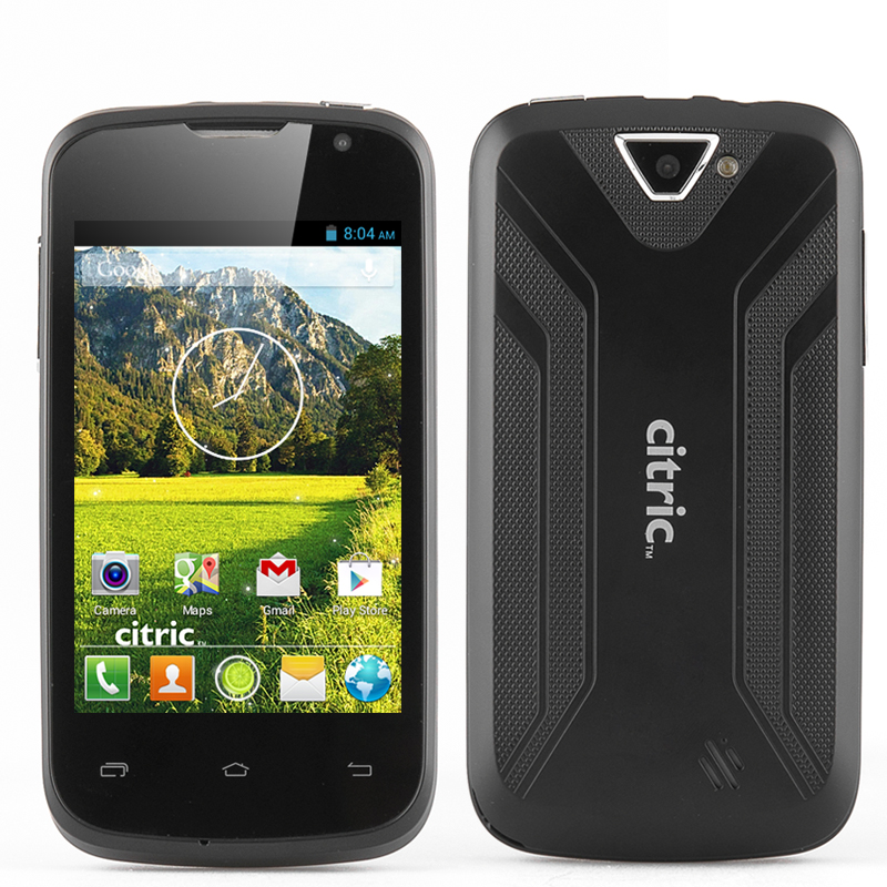 3G Dual Core Android 4.2 Smartphone (Black)