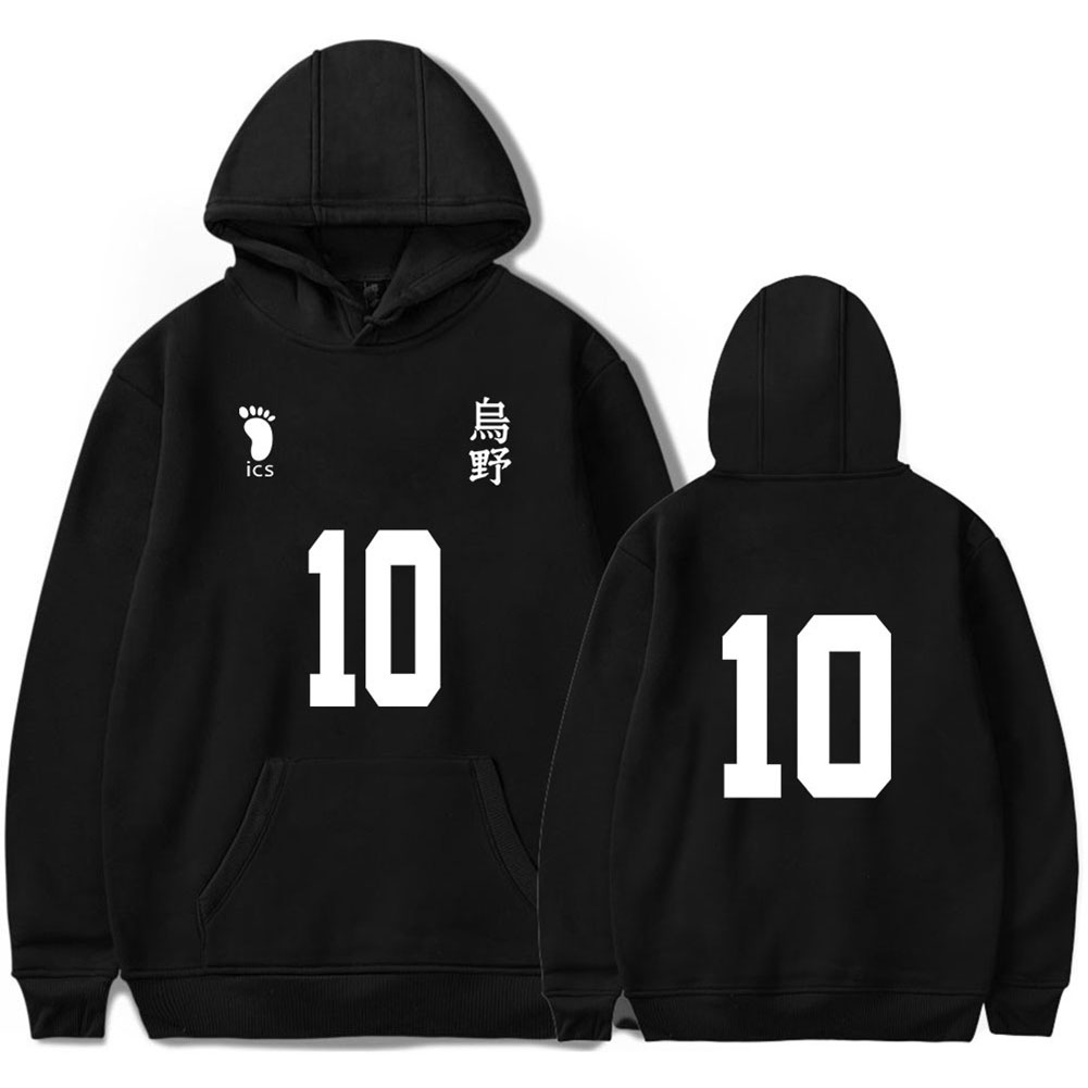 Men Women Hooded Sweatshirt Cartoon Series Fashion Casual Coat Pullover A-15525-WY02-1_M
