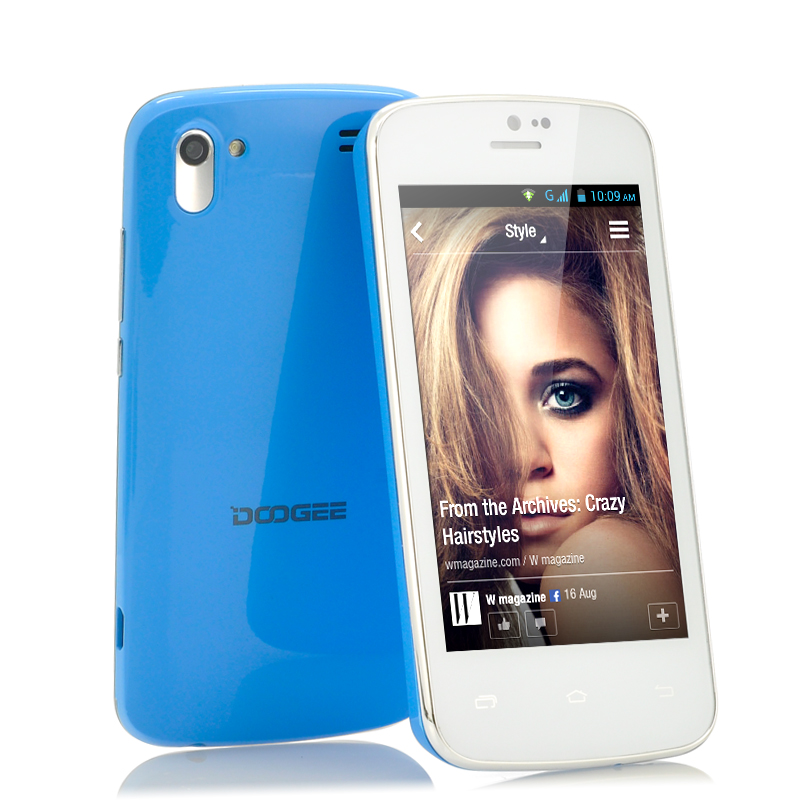 DOOGEE Collo DG100 Android 4.2 Phone (Bl)