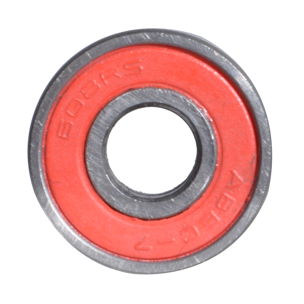 Precision 608 RS ABEC 9 Professional Ball Bearings Scooters Electric Drills High-speed High-Strength Replacement Bearings Red cover ABEC-7