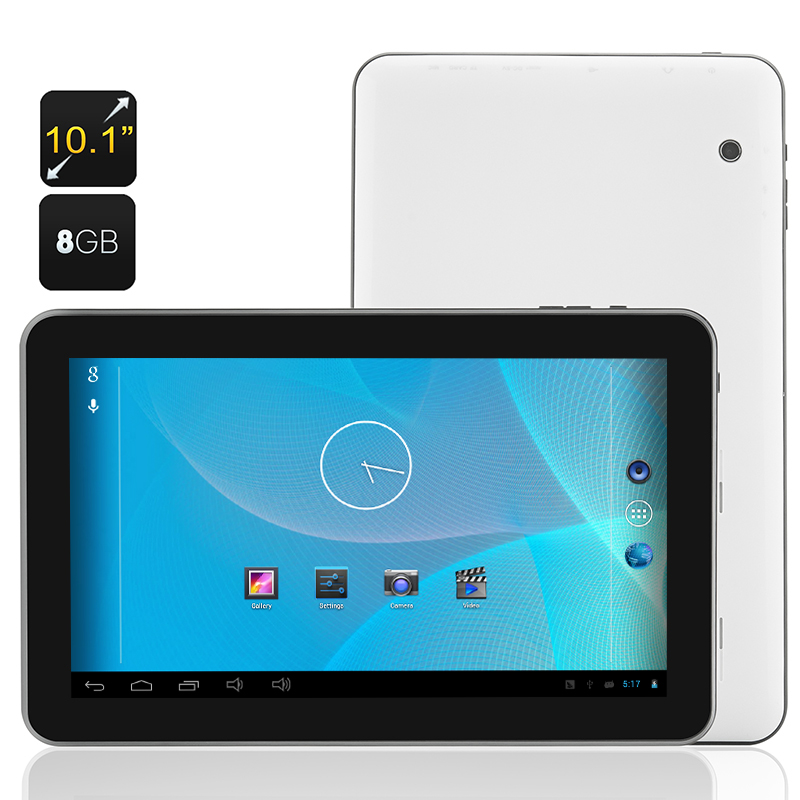 Venstar 2015 8GB ROM Tablet (White)