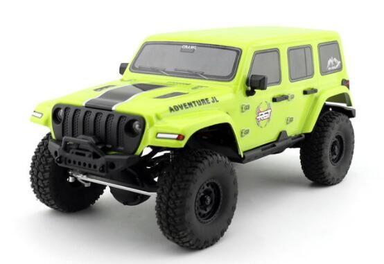 1:16 4wd Rc Car Metal Gear Off Road Truck Rc Rock Crawler 136161jl Climbing  Car Yellow