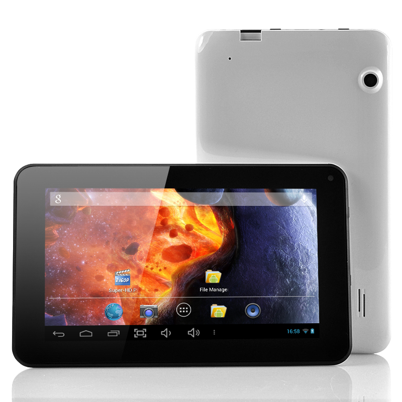 7 Inch 2-Core Android 4.2 Tablet PC - DUB