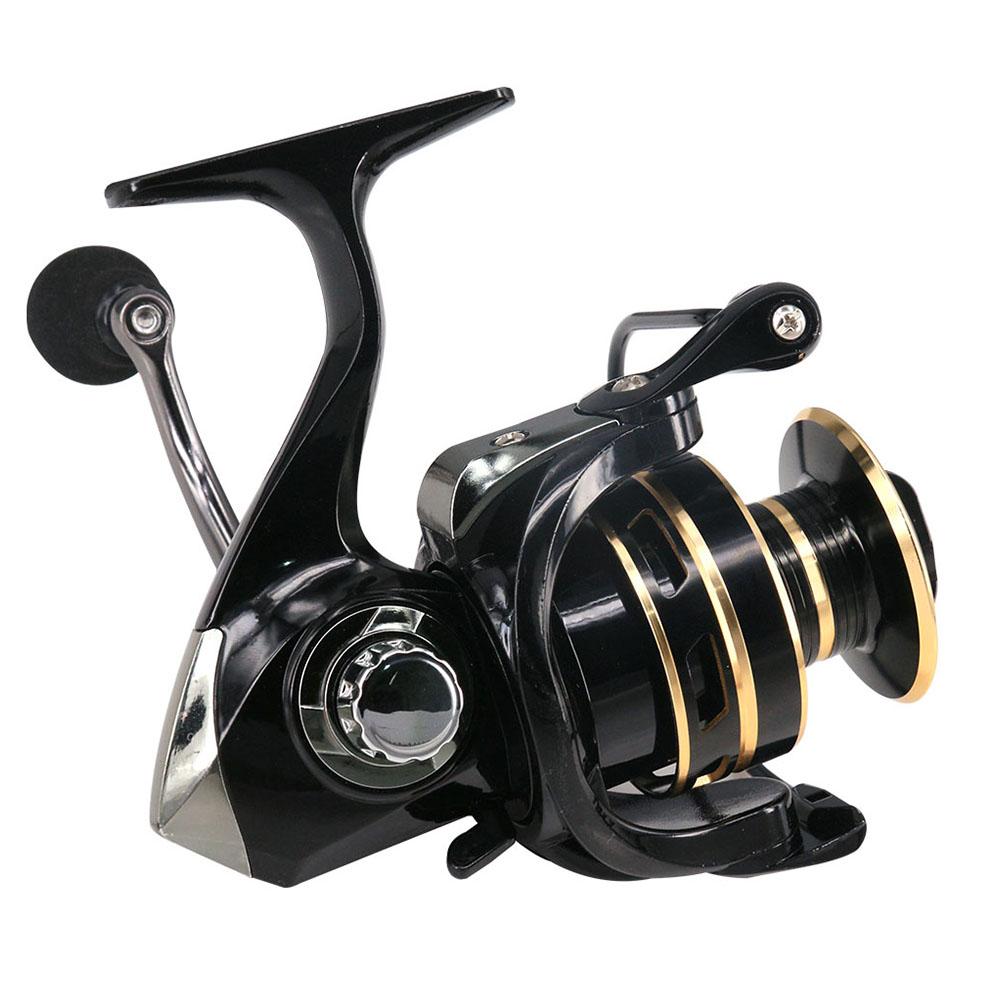 Spining Fishing Wheel with Metal Handle Pleasure Sea Fishing Tool AC2000