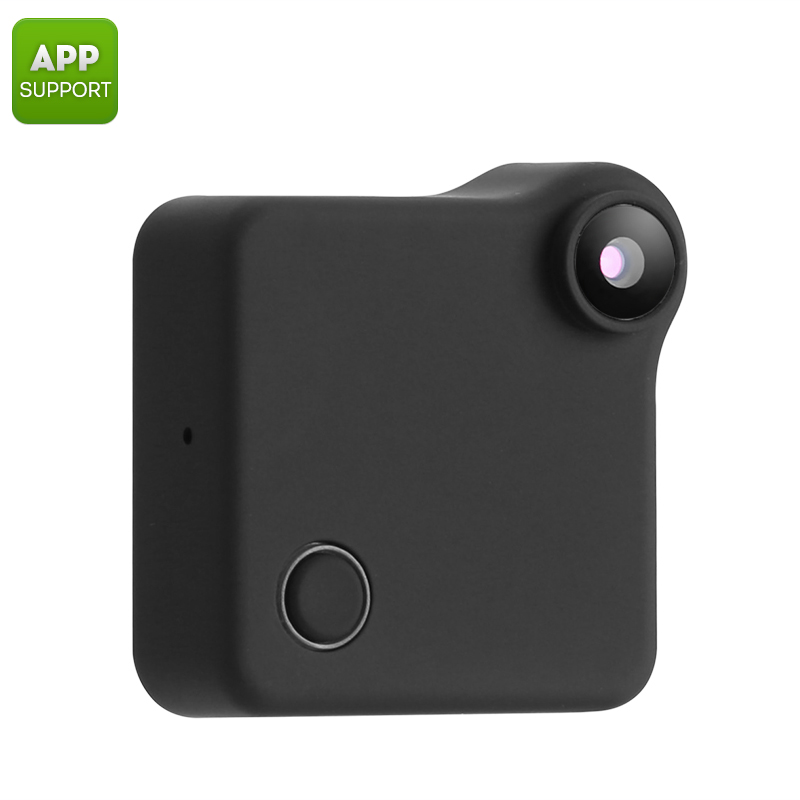 Wearable Mini WiFi Camera