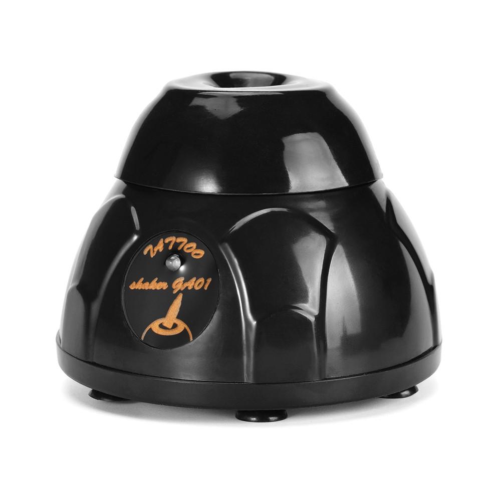 Tattoo  Ink  Mixer  Shaker Black Mini Fast Electric Liquid Vortex Mixing Paint Tattoo Shaker Machine US Plug