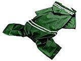 狗雨衣 绿色 7XL