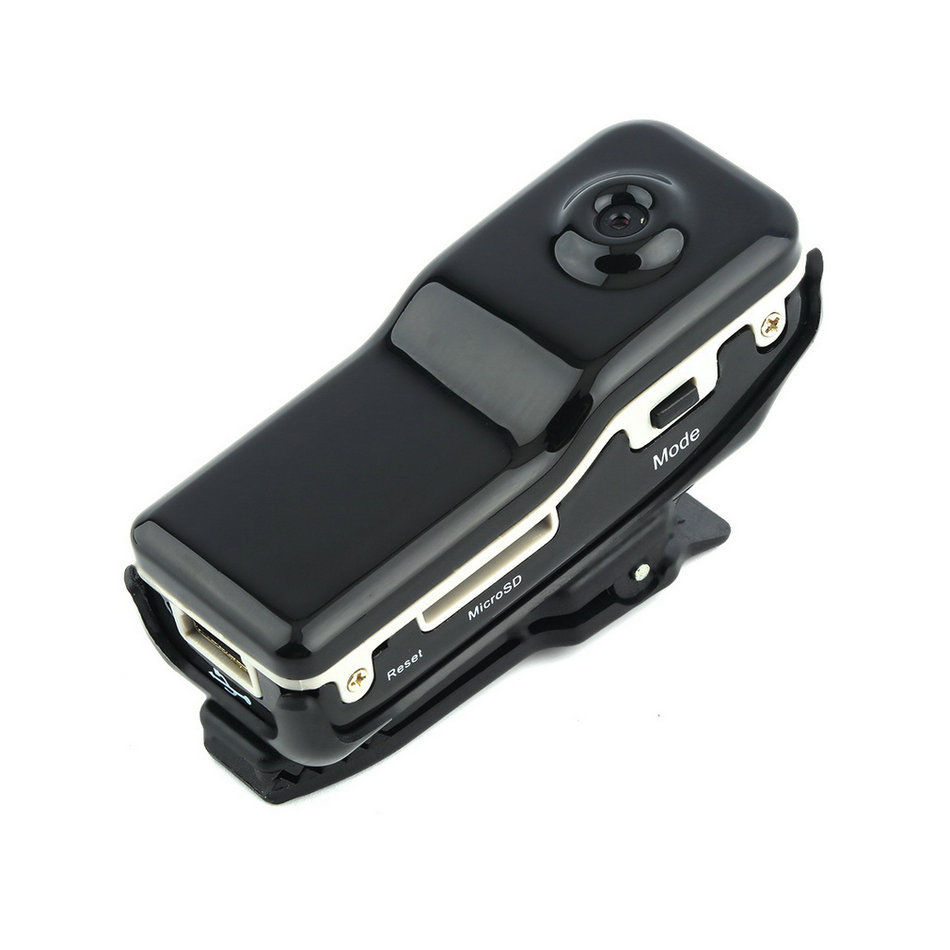MD80 Mini DV DVR 720P HD Hidden SPY Camera