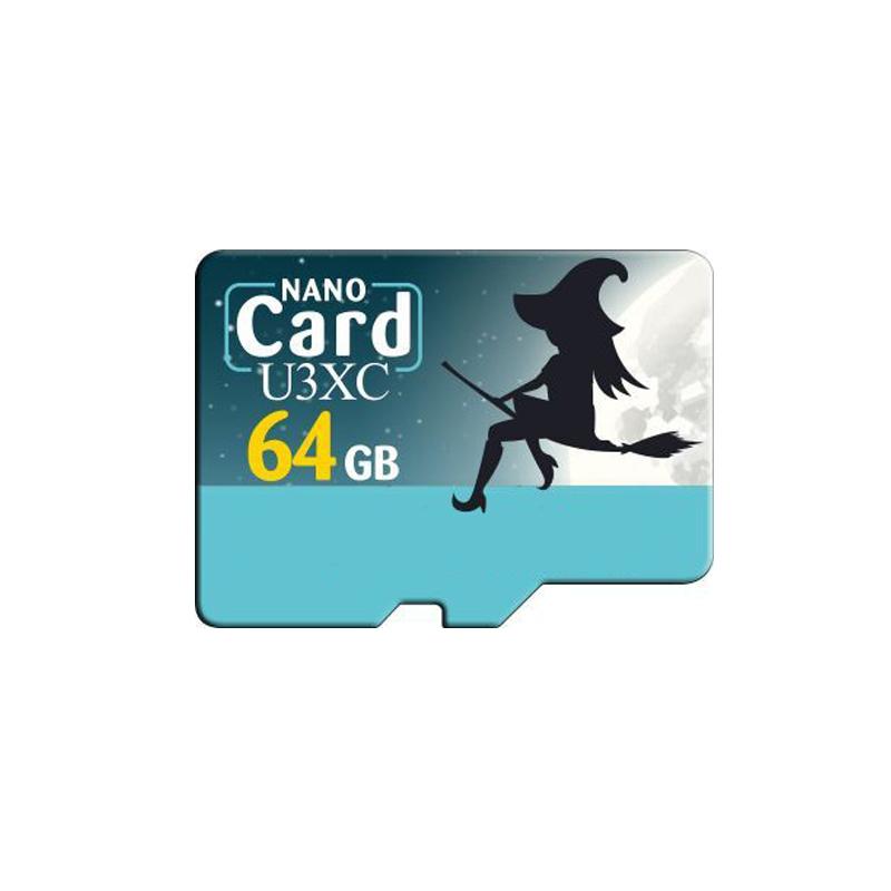 Memory Card 8GB/16GB/32GB/64GB/128GB Micro SD Card Mini Flash Memory Storage UHS-1 Class 10 TF Card