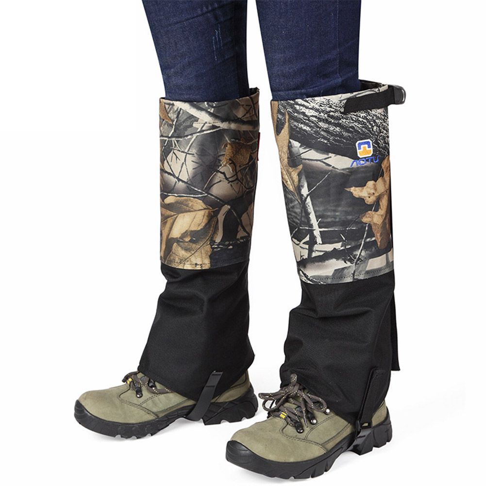 Unisex Waterproof Ultra Light Snow Cover Protection Leg Covers
