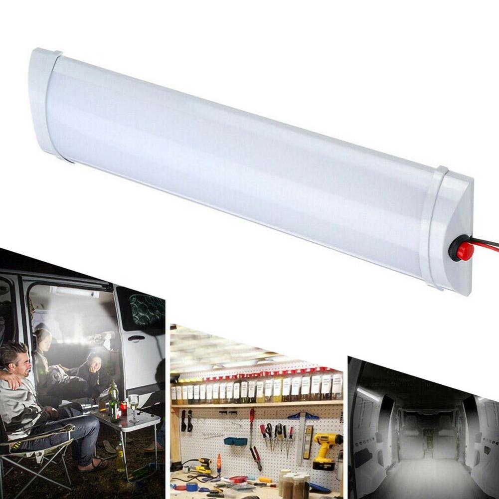 12V LED Light Bar Interior Lights Roof Ceiling Light for RV Camper Trailer  Photo Color