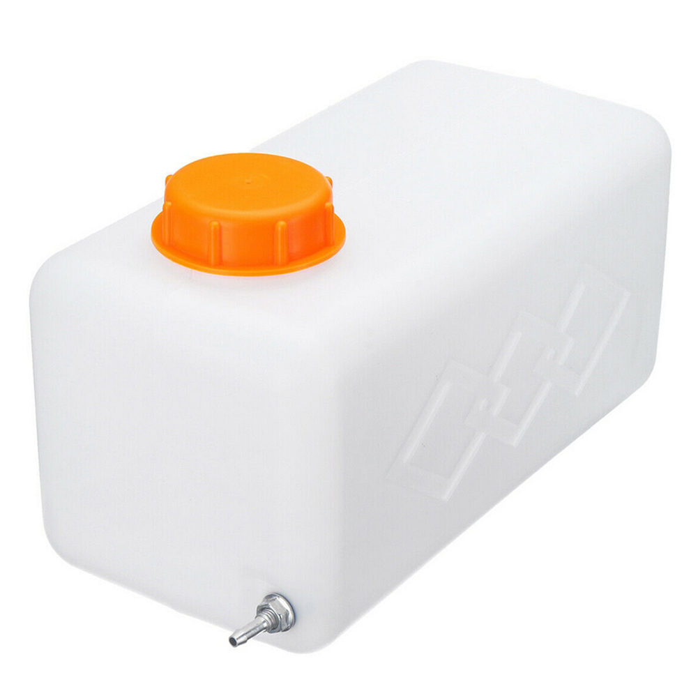 5.5L Oil Gasoline Diesels Petrol Plastic Storage Canister Water Tank Boat Car Truck Parking Heater yellow