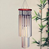 Wind Chime Garden Noisemaker Home Decoration Windchime Bells Wood