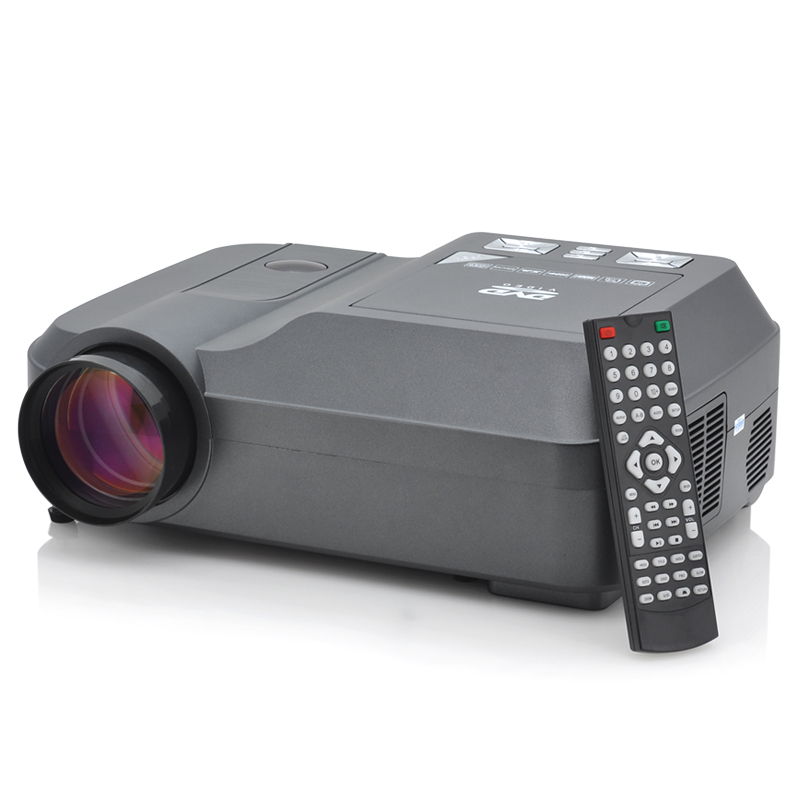 Home Theater Projector w/ DVD Player - Ocelot