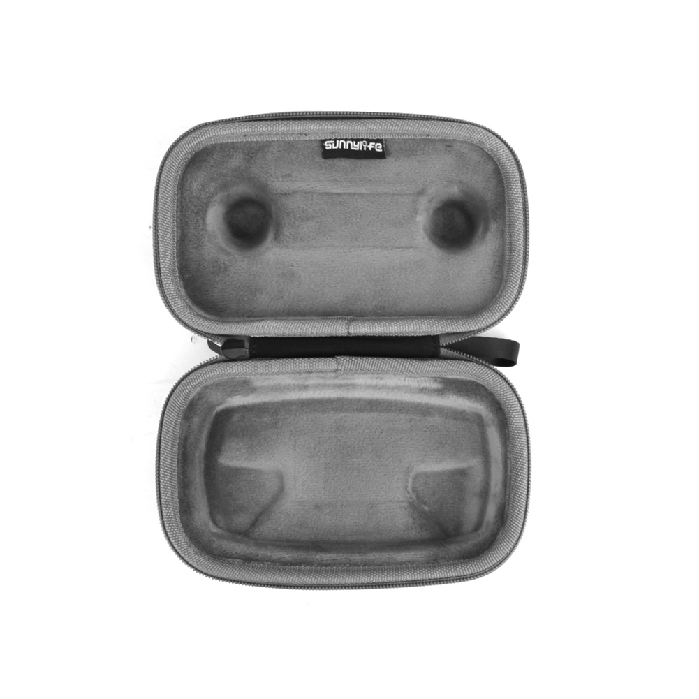 Protective Case for DJI Mavic Mini Drone RC Airplane Storage Bag with Portable Hard Strap for Outdoor Travel for remote control