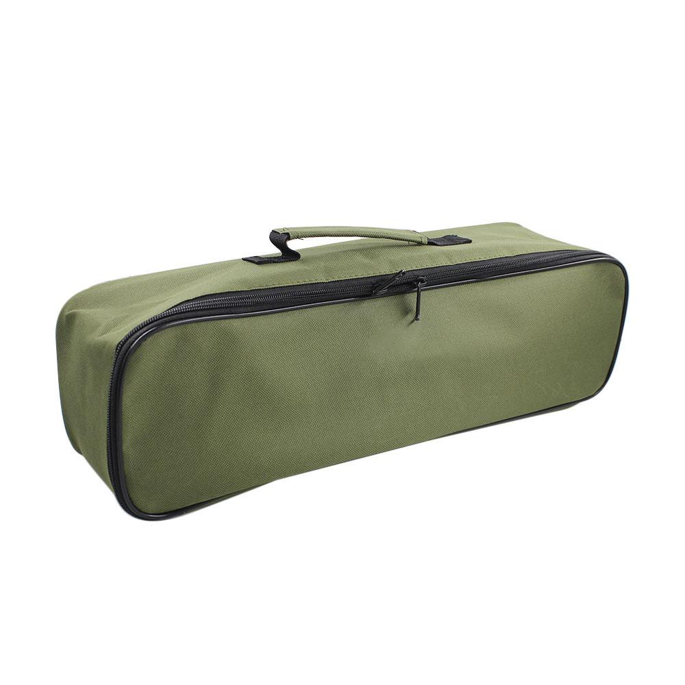 Small Zipper Bag Multi-purpose Tool 600 d Oxford Cloth Pouch Tool Storage Organizer ArmyGreen