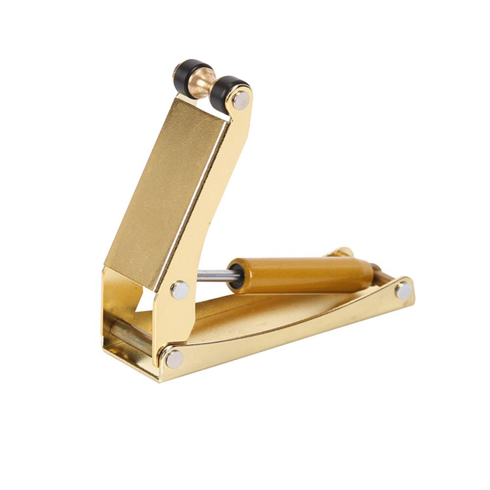 Ultra-thin Upright Piano Slow Soft Closing Fall Device Hydraulic Pressure Fallboard Decelerator Piano Descending Device Gold
