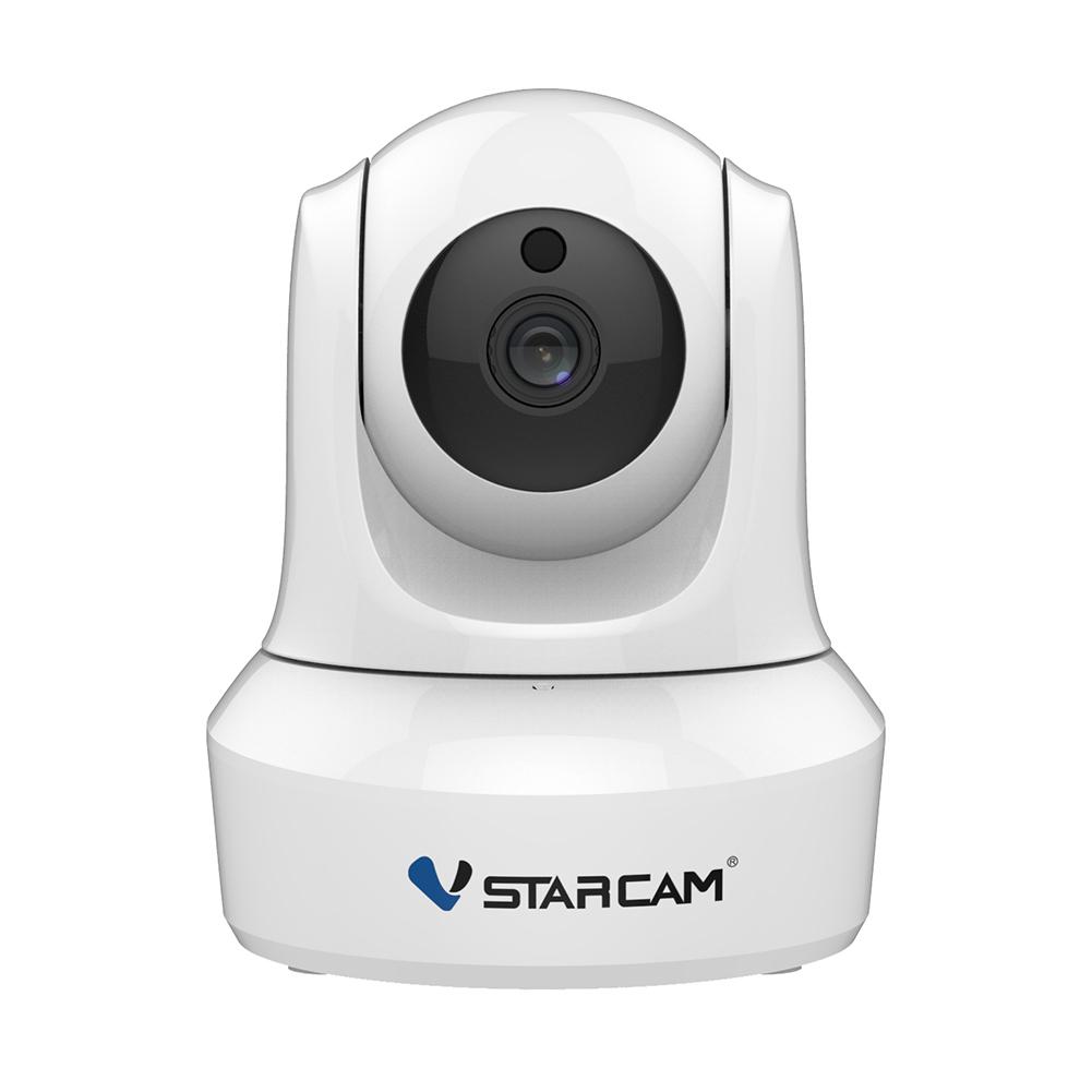 VSTARCAM C29S 1080P Full HD Wireless IP Camera CCTV WiFi Home Security Camera white_UK plug