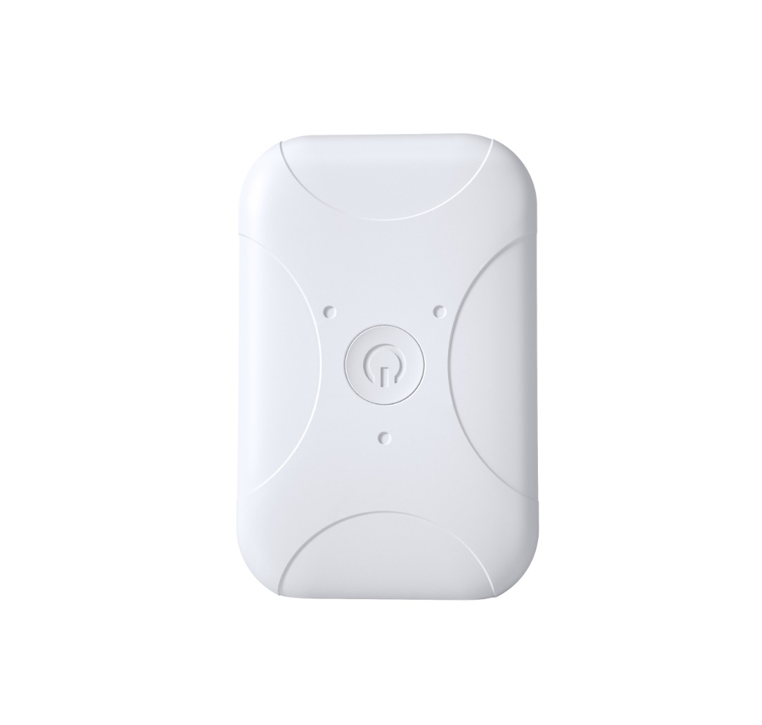 GPS Car Locator IPX7 Waterproof Anti-thief Anti-lost Miniature Positioner for Eldly Kids white