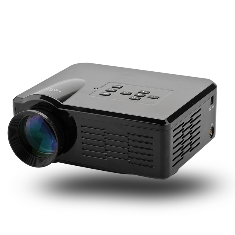 Wholesale mini 1080p led projector 3 5 inch lcd for Mini lcd projector