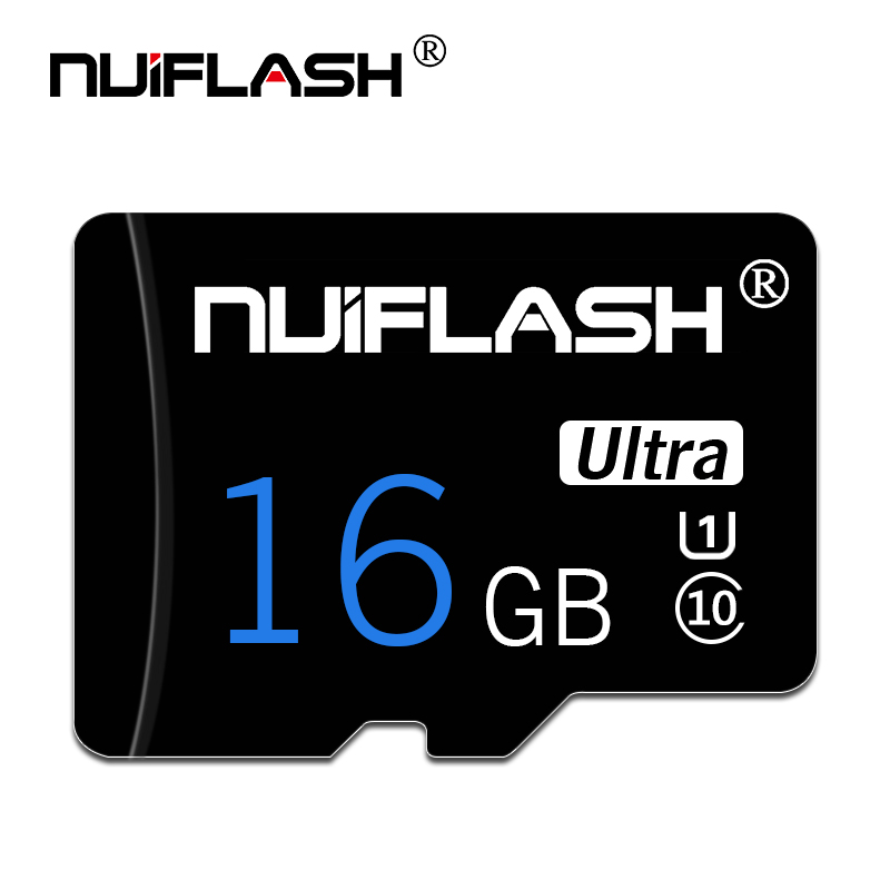 Upgrade U3 C10 Flash Memory Card High Speed TF Card for Phone Camera