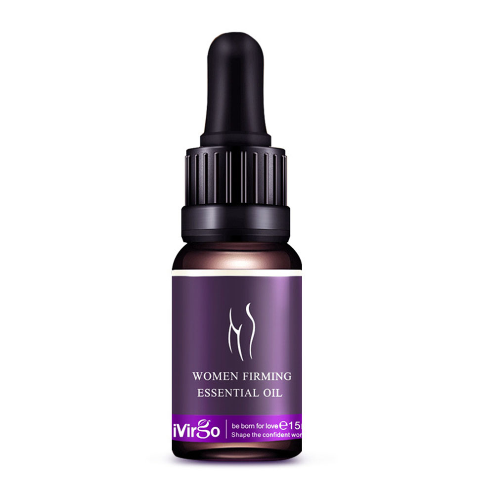 Female Orgasmic Enhance Gel Vaginal Tightening Massage Oil Plant Essence Libido Drops Exciter 15ml/0.5fl oz 15ml