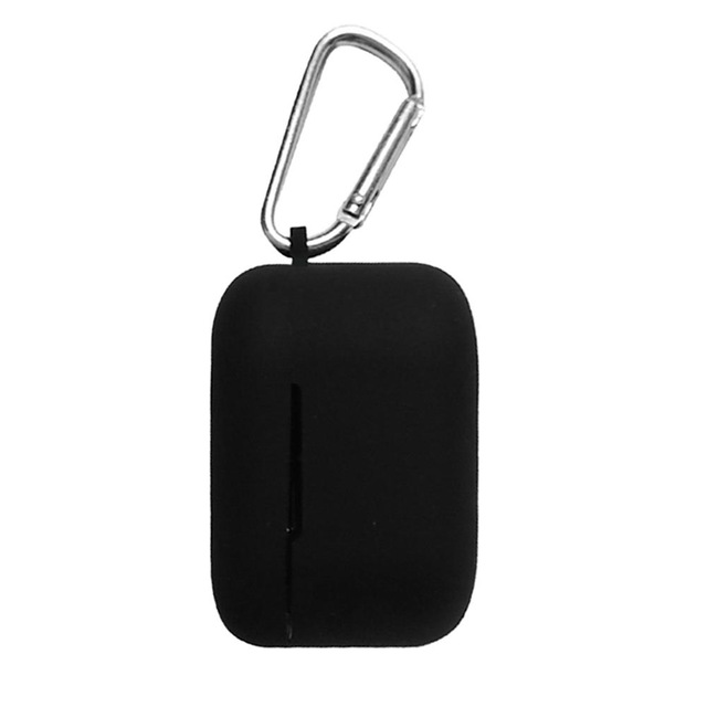 TPU Silicone Bluetooth Wireless Earphone Case Protective Cover Skin Accessory for X12 PRO black