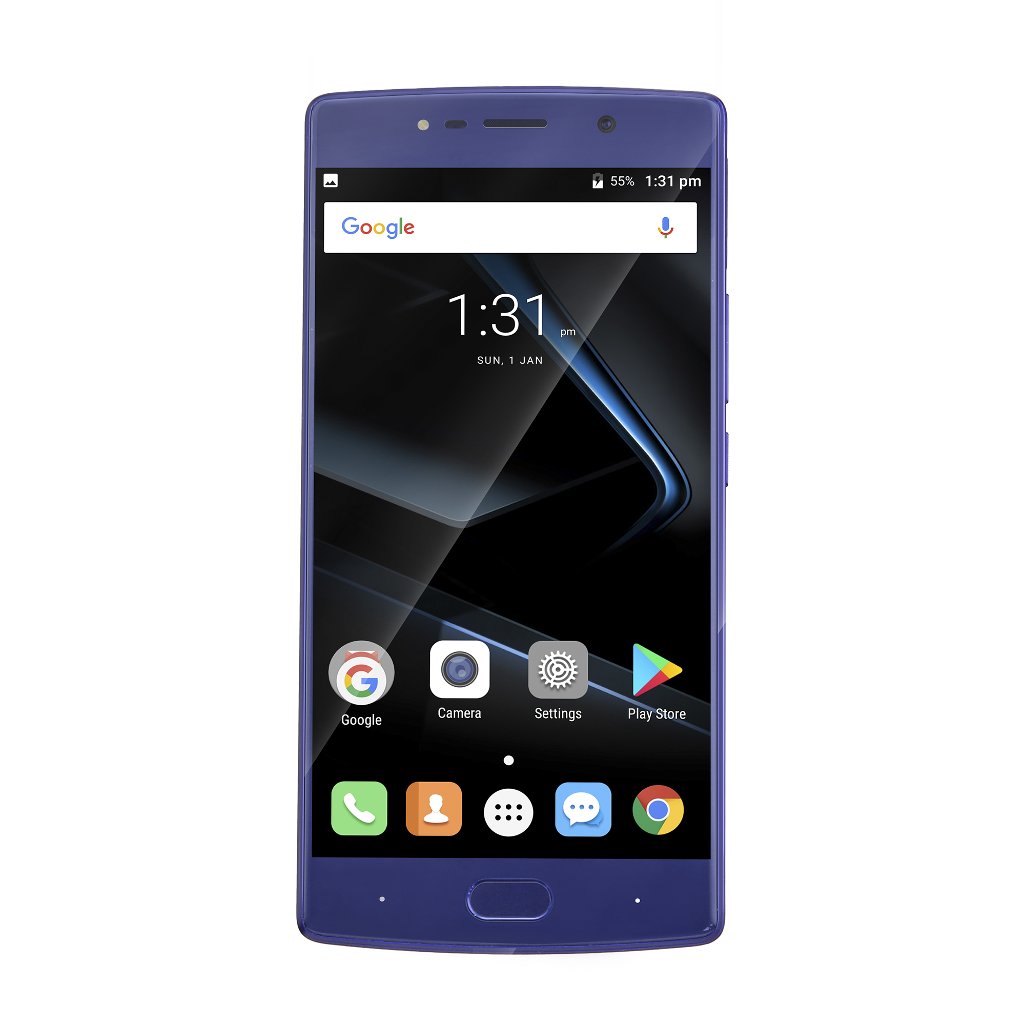 DOOGEE BL7000 5.5 Inch Smart Phone Blue